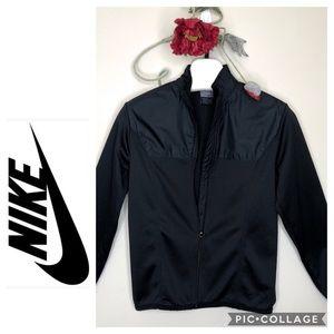 Nike Therma-Fit Black Jacket M (8-10) NWOT